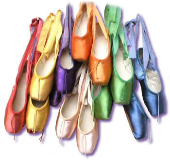rainbowpointeshoes